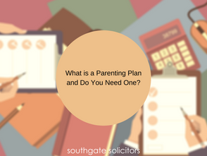 What is a Parenting Plan and Do You Need One?