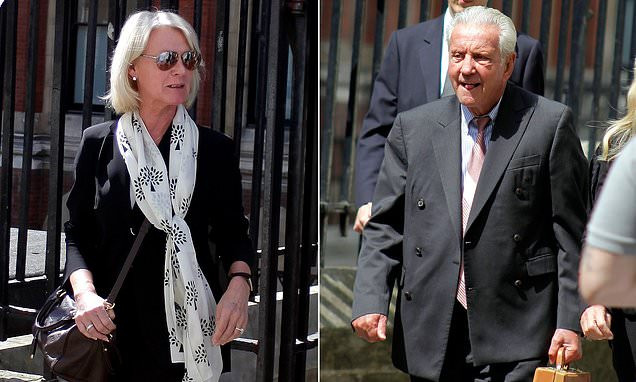 Divorced husband's sister in contempt of court over his business