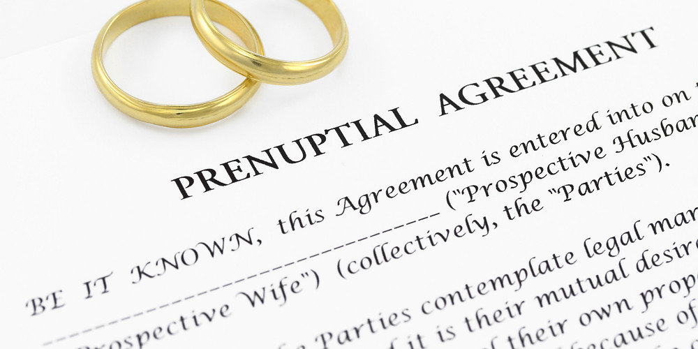 Court upholds prenup despite wife's 'lack of understanding'