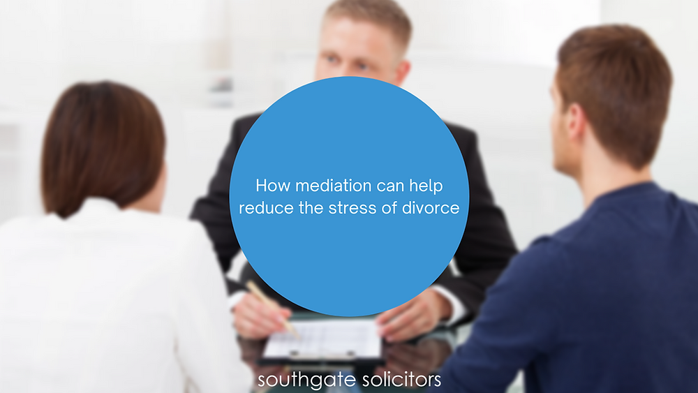 How mediation can help reduce the stress of divorce