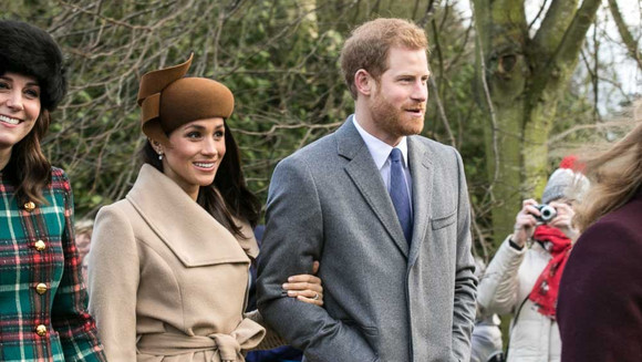 Should Prince Harry and Meghan Markle have a pre-nup?