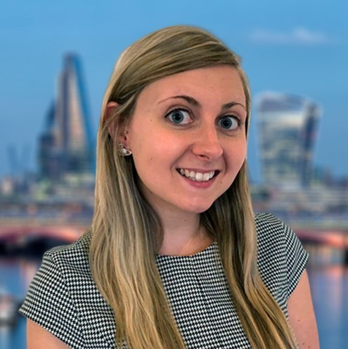 Chloë Rodway, Solicitor