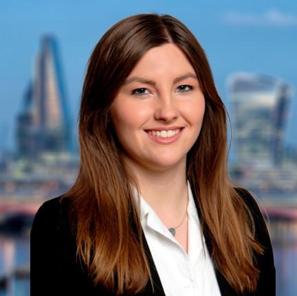 Chloe Huggins, Trainee Solicitor