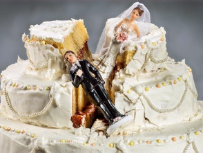 Divorces citing adultery fall by more than 50% over 10 years