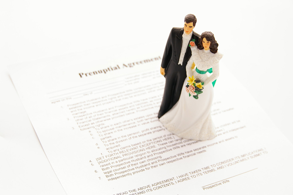 Should you sign a prenuptial agreement?