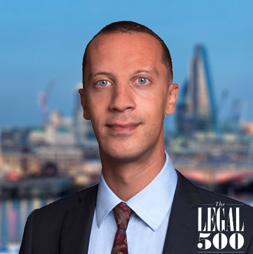 Our solicitor Antony Wilkinson named as a recommended lawyer in the Legal 500