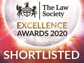 Hasan Hadi shortlisted for prestigious legal award