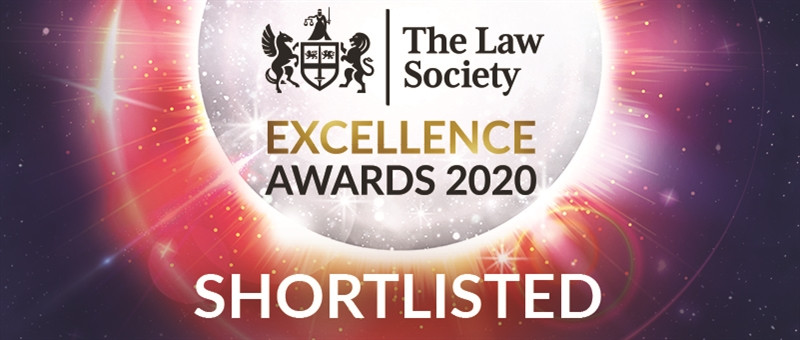 Hasan Hadi shortlisted for prestigious legal award