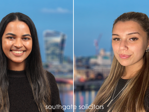A warm welcome to our new client services executives Anjali and Tippi
