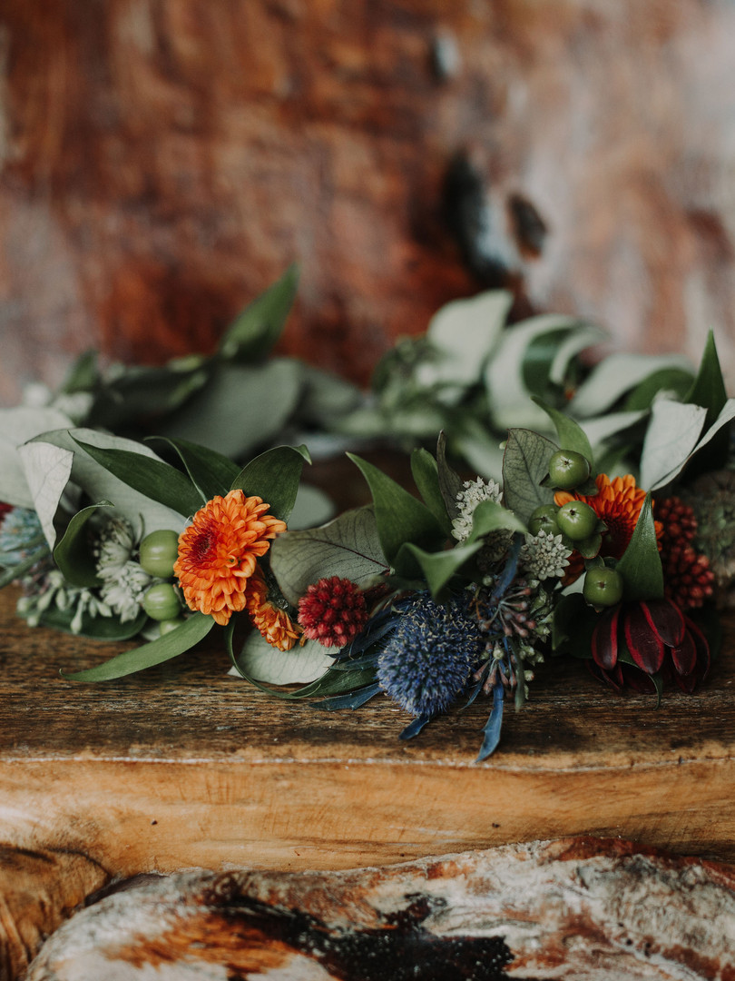 BridalCrown | Trill Flora