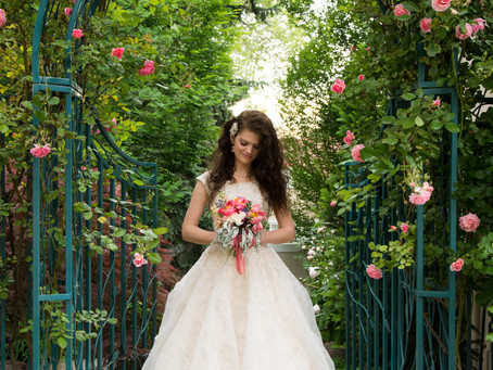 Sarah's Bridals | Garden Luxe