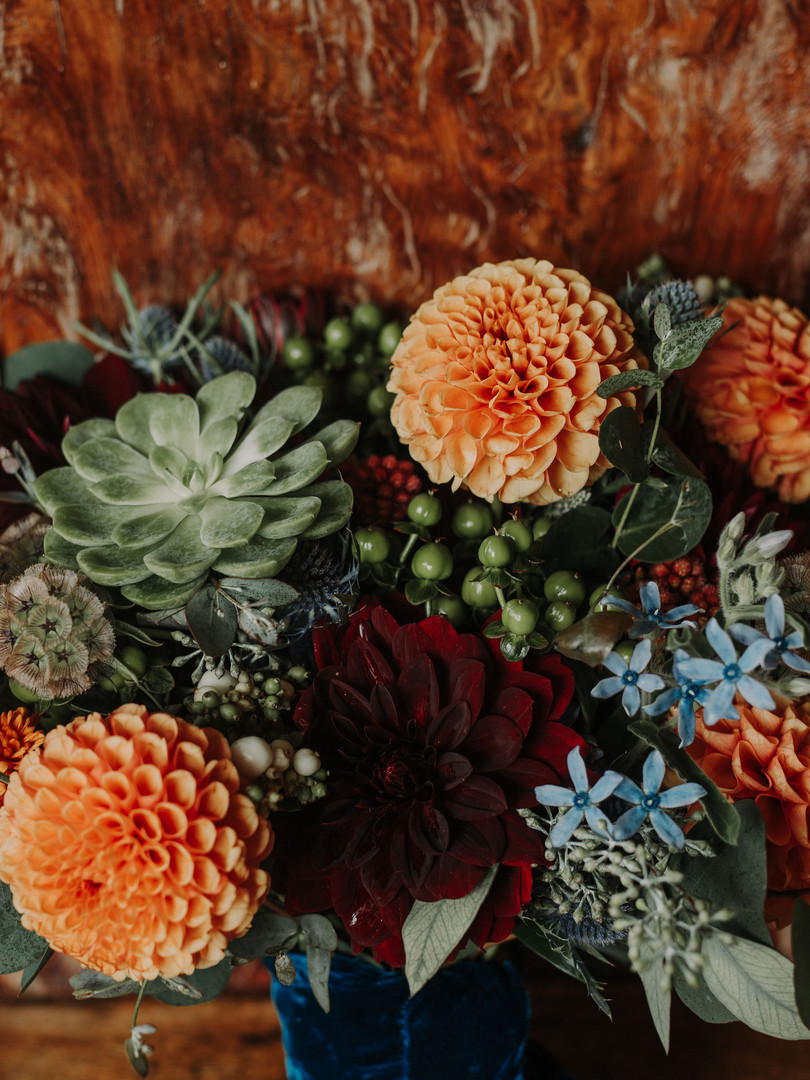 SeattleBridalBouquet | Trill Flora