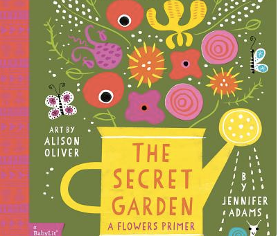 My Top 5 Books on Flowers for All Ages