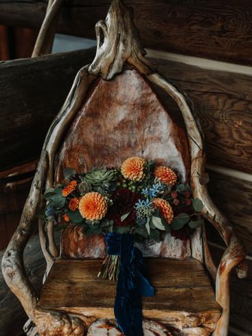 WoodlandBouquet | Trill Flora