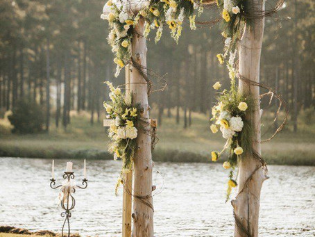 Wedding Trends: Floral Arches part 2