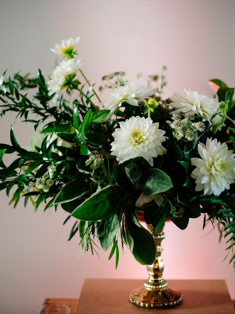 Wedding Welcome Flowers