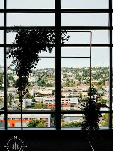 Seattle Wedding View