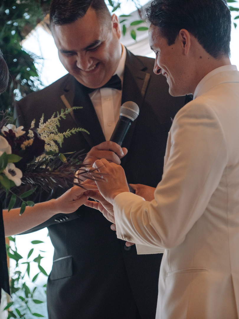 Tying the Knot!   Trill Flora