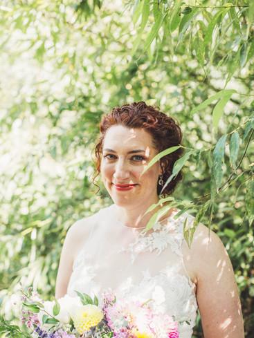 Seattle Bride | Trill Flora