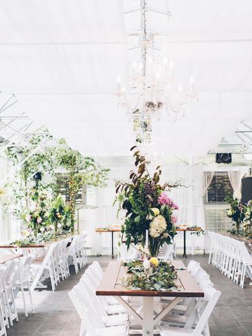 Black Diamond Wedding Reception | Trill