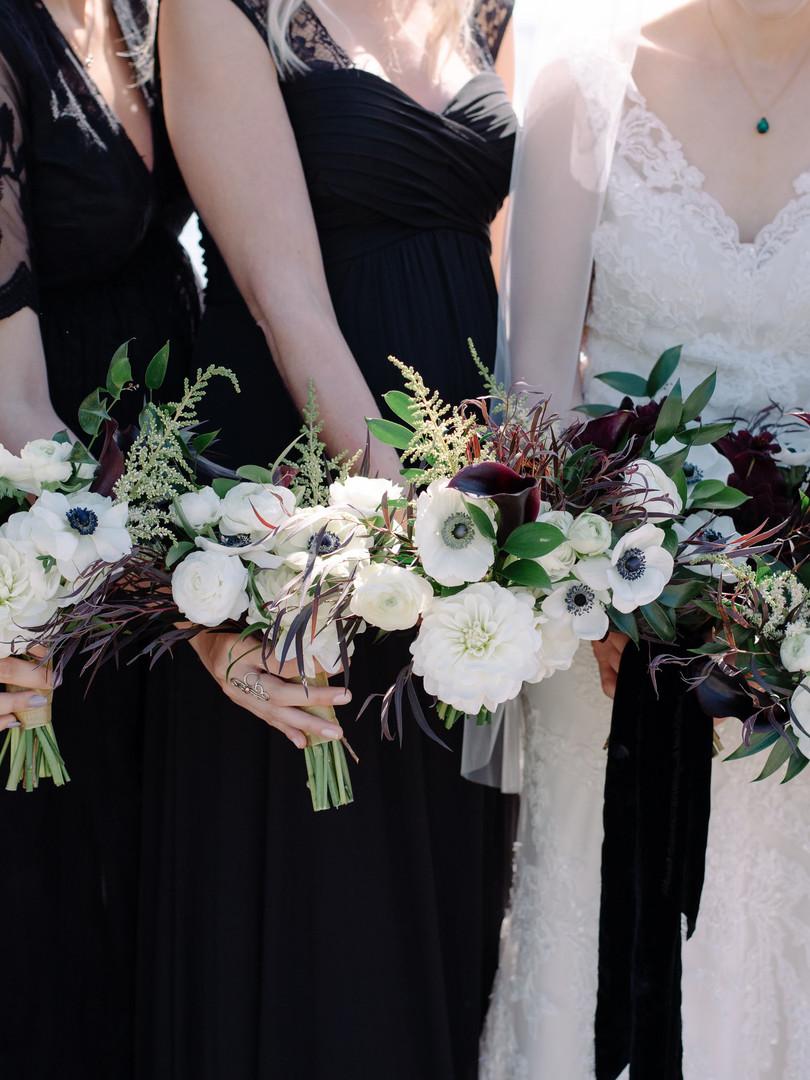 BridesmaidsBouquets   Trill Flora