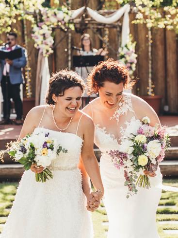 LGBT Weddings | Trill Flora