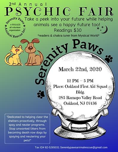 animal rescue oakland NJ