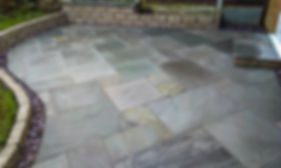 Silver Grey Indian Stone