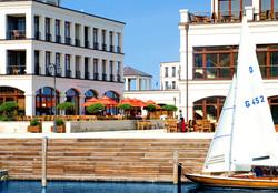Hotel Residenz Yachthafen Hohe Düne