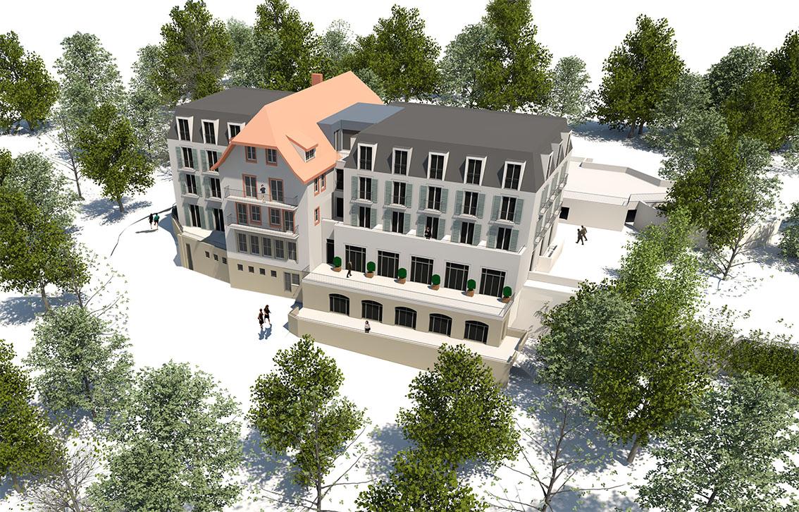 Hotel Königstuhl Heidelberg