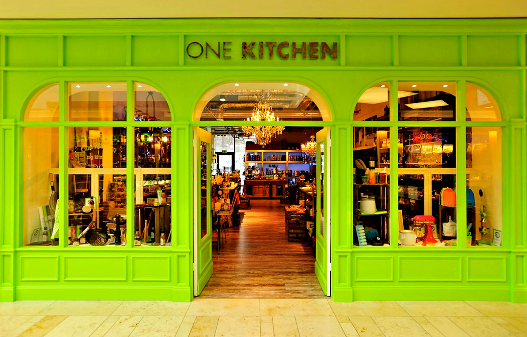 One Kitchen Küchenatelier