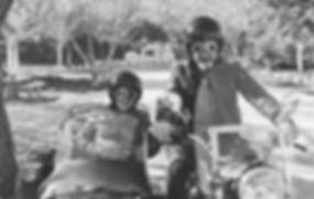 Paar in einem klassischen Film
