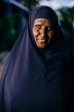 Hadiya from Dadaab in Nairobi (c) Louis