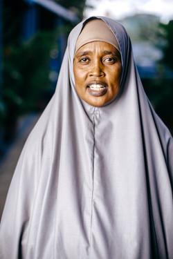 Safiya from Dadaab in Nairobi (c) Louis