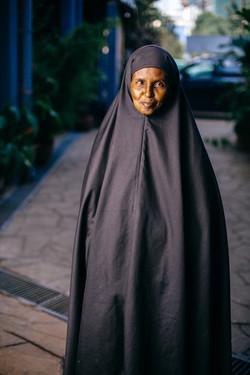 Fatima from Dadaab in Nairobi (c) Louis