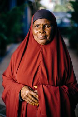 Halima from Dadaab in Nairobi (c) Louis