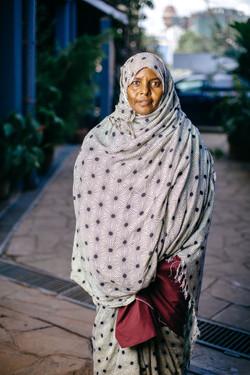 Khadija from Dadaab in Nairobi (c) Louis