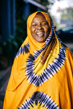 Sultana from Dadaab in Nairobi (c) Louis