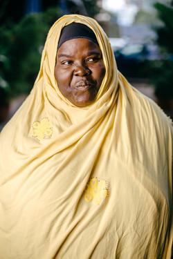 Amina from Dadaab in Nairobi (c) Louis N