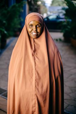 Nurto from Dadaab in Nairobi (c) Louis N
