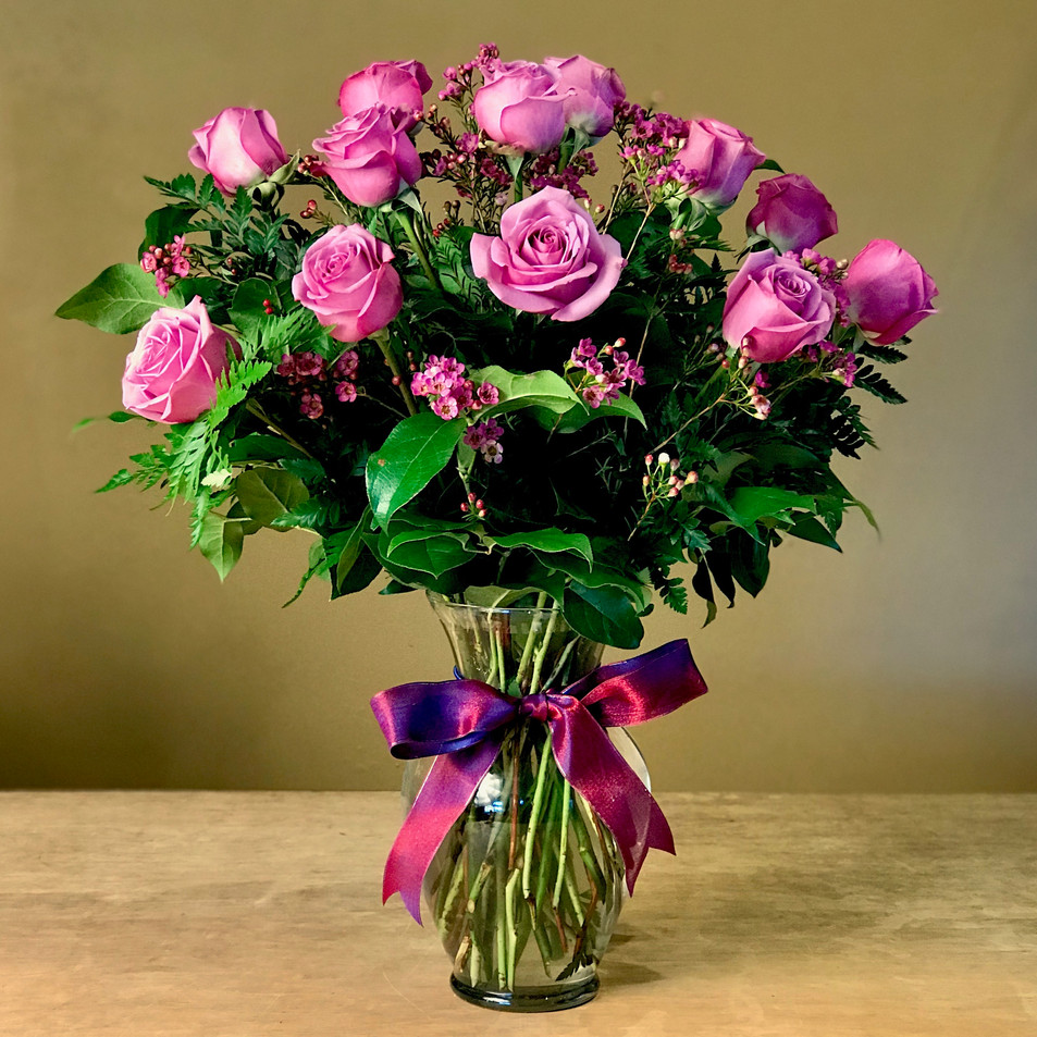 Premium Lavendar Roses - Click to order on our Shopping Site