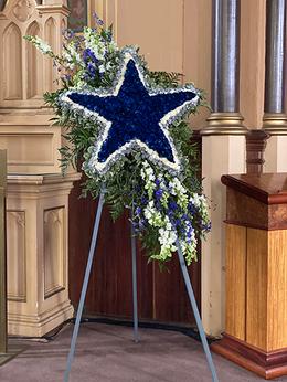Dallas Cowboy Memorial