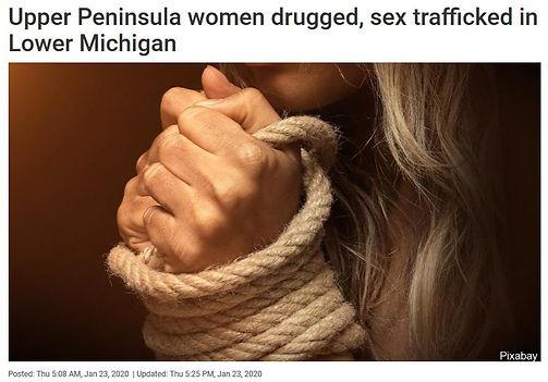 U P Woman Trafficked in LP.JPG
