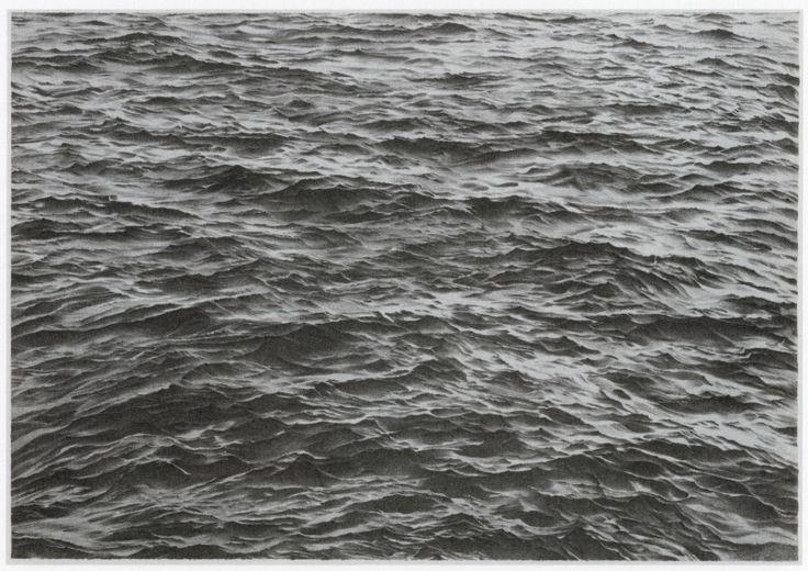 'Ocean 2003', Vija Celmins