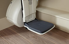 Stairlift optional extras