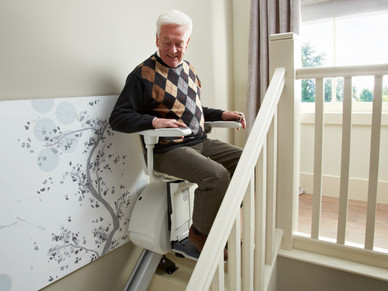 Straight to the point! Straight stairlift advice