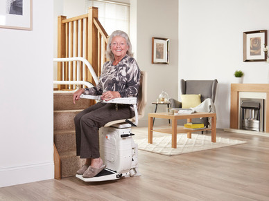 Introducing the Infinity from Bespoke Stairlifts