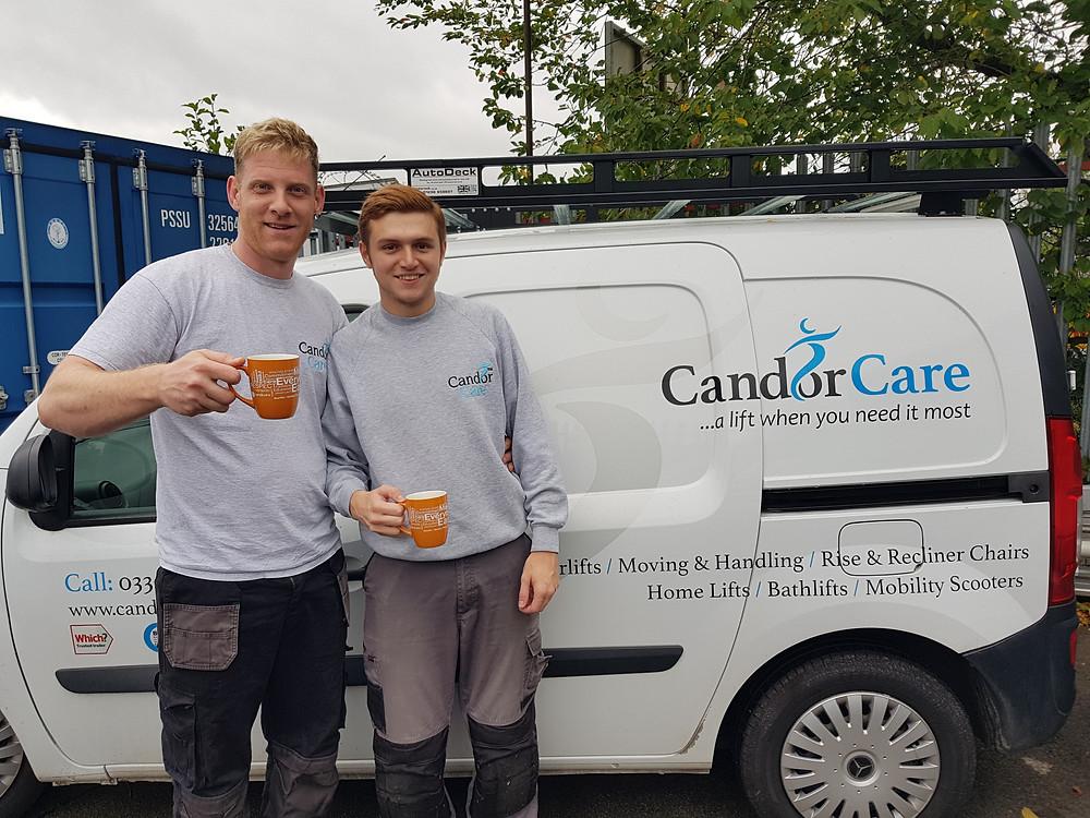 Candor Care team