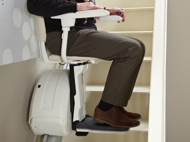 Local stairlift company open new showroom in Coalville