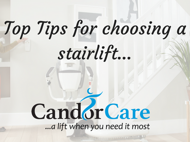 Top Tips for choosing a Stairlift... why do prices differ?